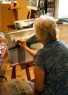 Gretchen Floyd Artisans Trail