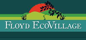 Floyd Eco Village Logo