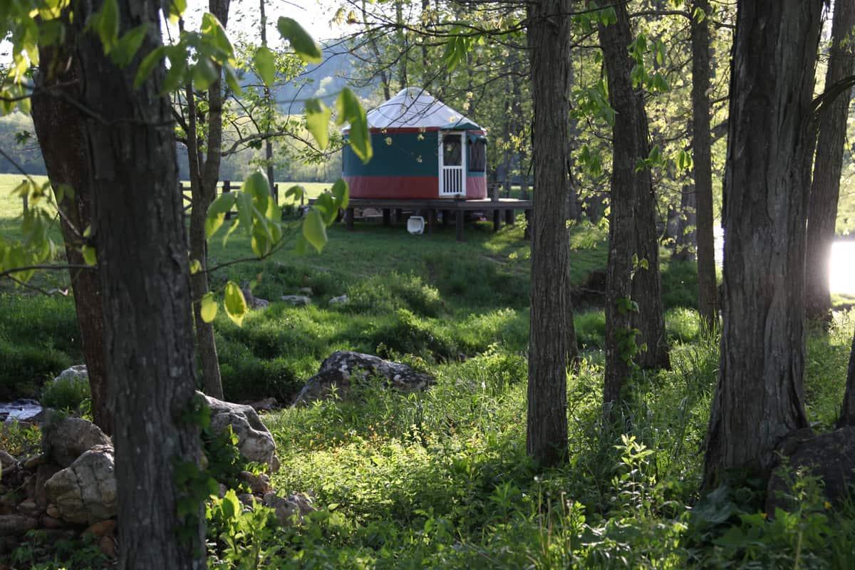 Riverstone Yurt
