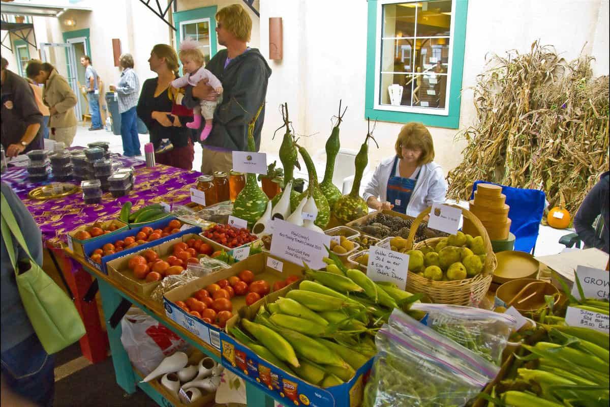 Floyd Farmers Market July 2015