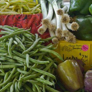 Floyd Farmers Market Veggies