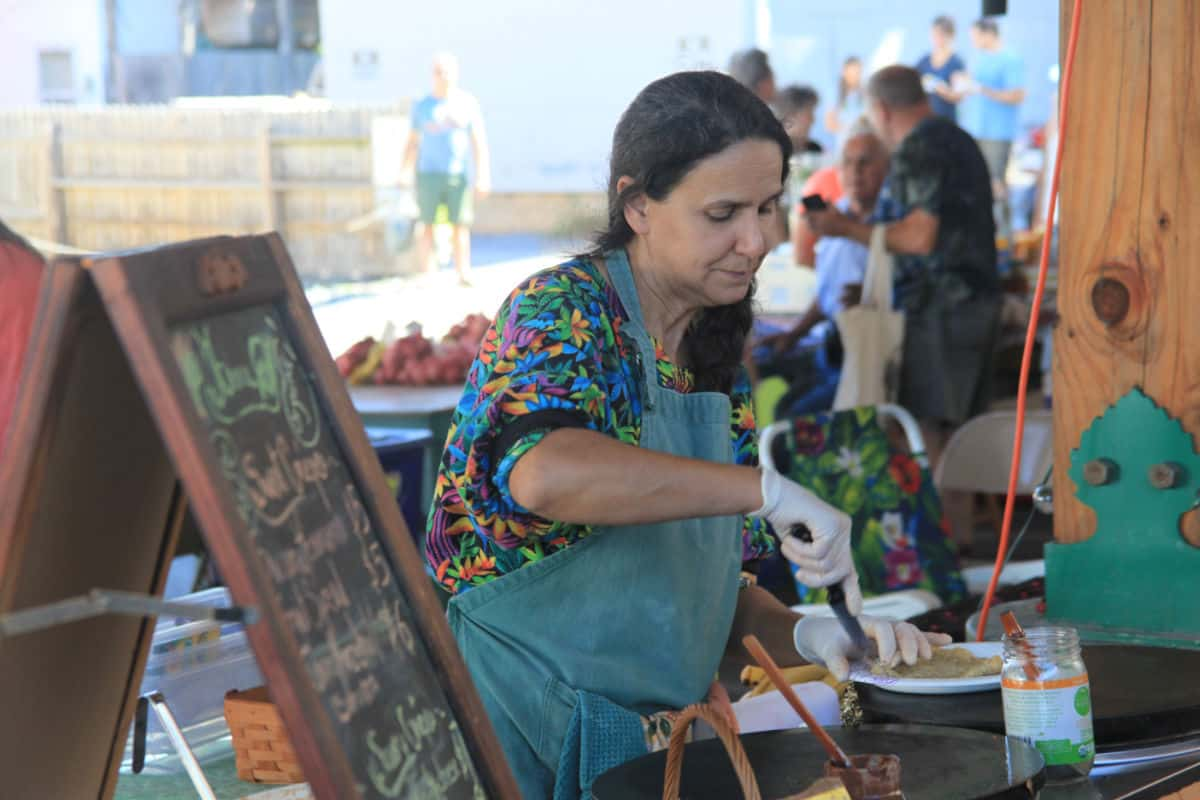 Floyd Farmers Market Vendor