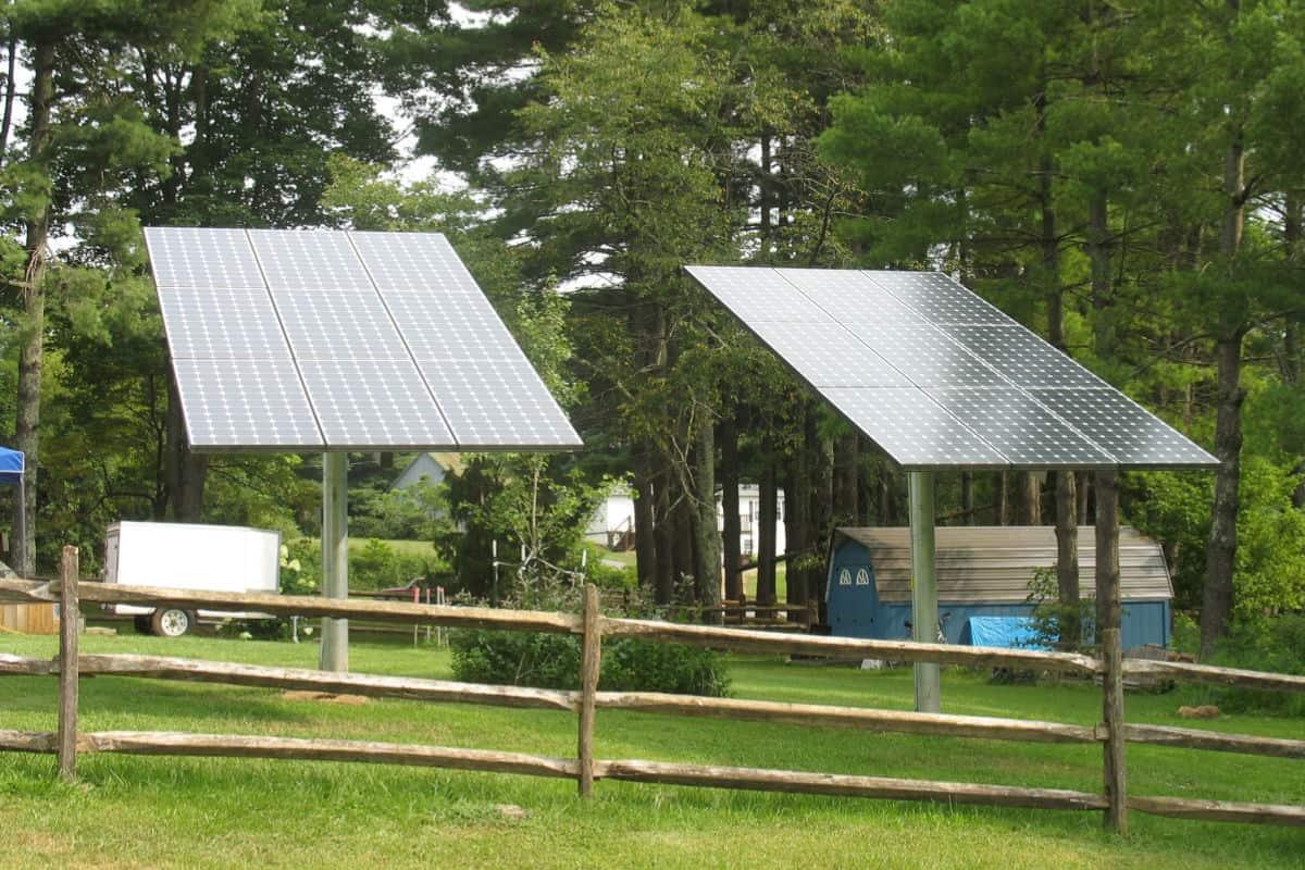 Graf Solar Panels
