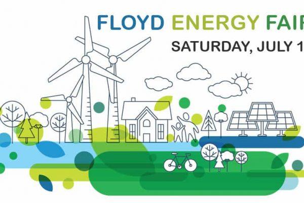 Floyd Energy Fair July 15, 2017