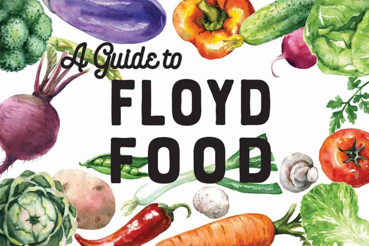Floyd Food Guide Logo