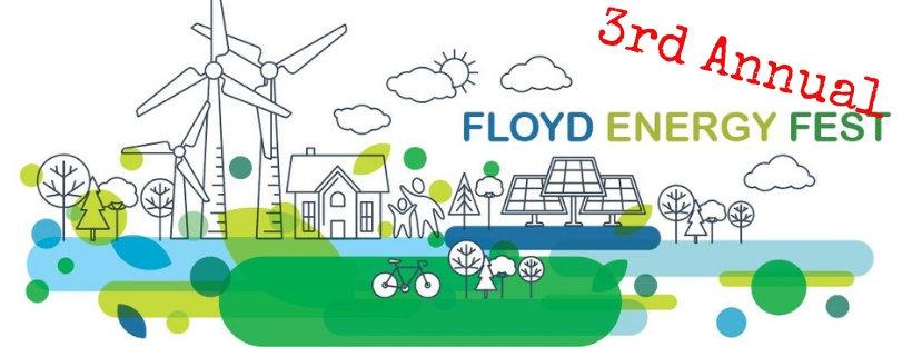 3rd Annual Floyd Energy Fair