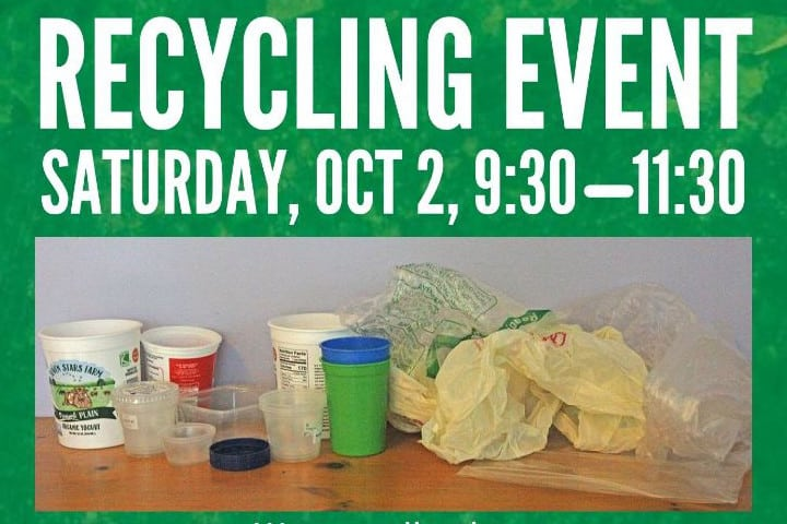 Floyd Recycling Event 2021