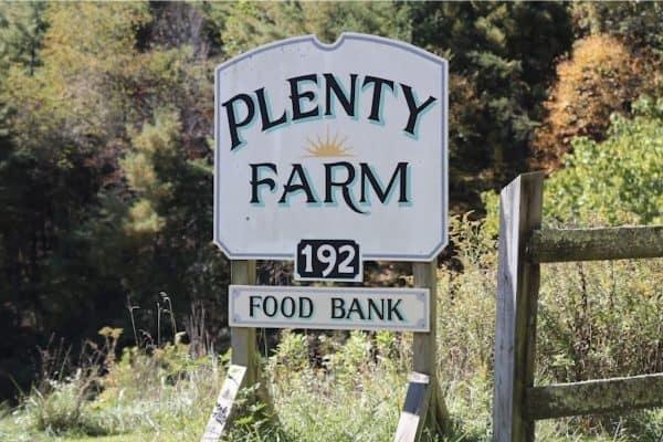 Plenty Farm Food Bank